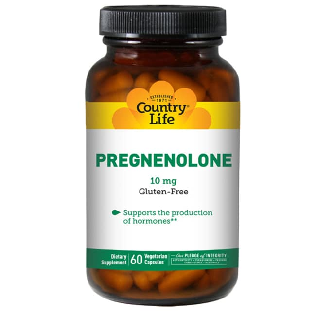 Country Life Pregnenolone