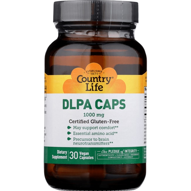 Country LifeSuper Potency DLPA