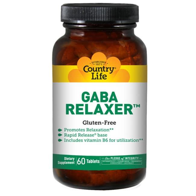 Country Life GABA Relaxer
