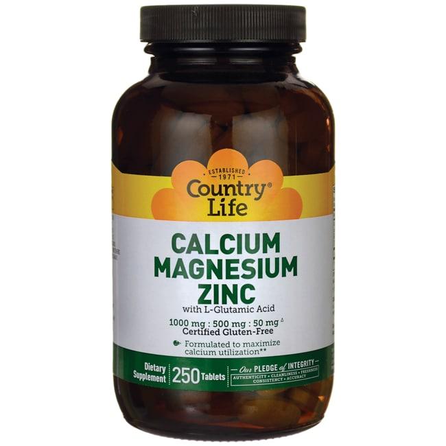 Country LifeCalcium Magnesium Zinc