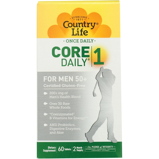Country Life Core Daily-1 Men 50+