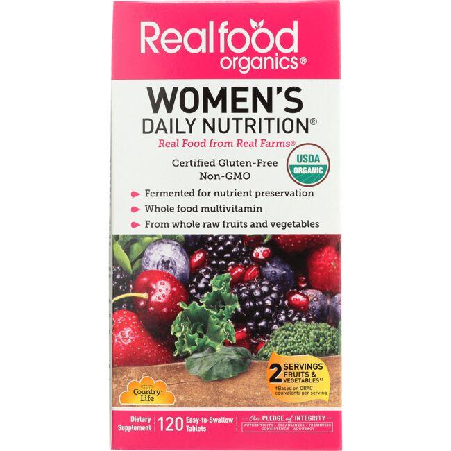 Country LifeRealfood Organics Women's Daily Nutrition