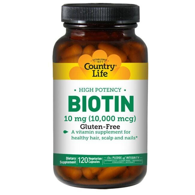 Country LifeBiotin High Potency