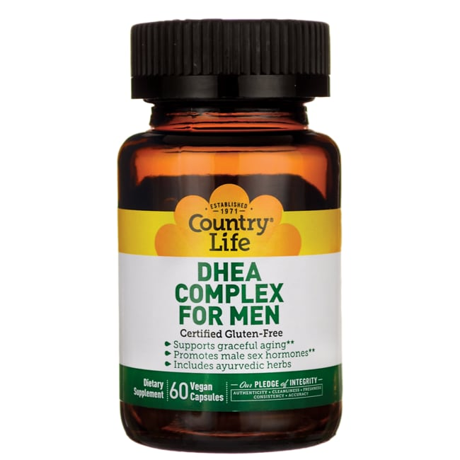 Country Life DHEA Complex for Men