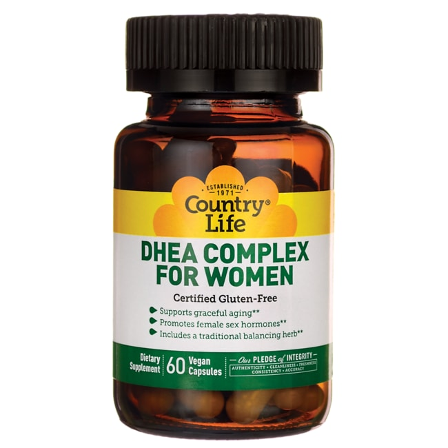 Country LifeDHEA Complex for Women