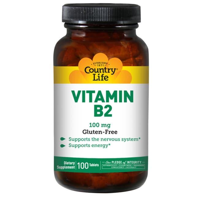 Country Life Vitamin B2