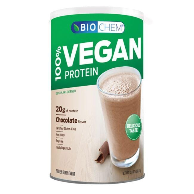 Biochem 100% Vegan Protein Powder - Chocolate