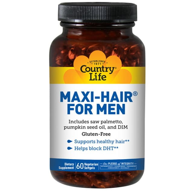Country LifeMaxi-Hair For Men