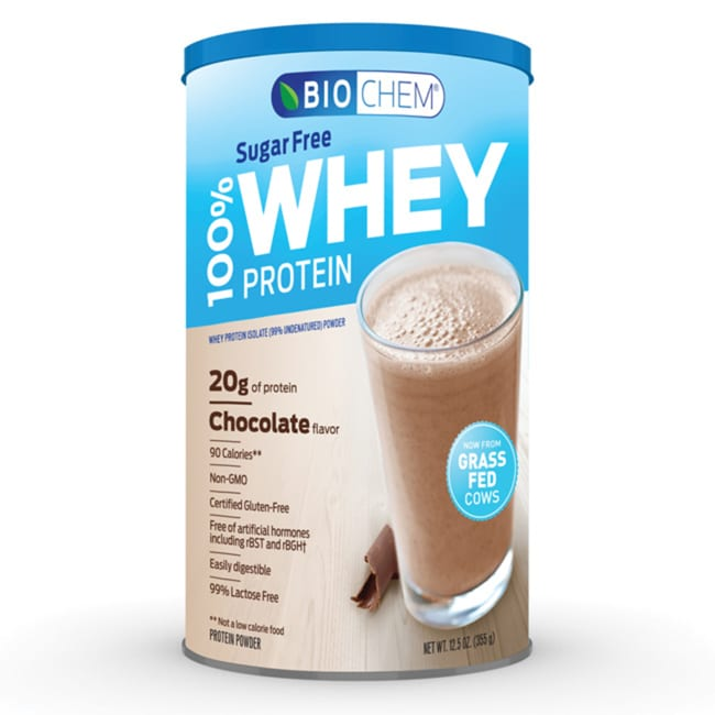 Biochem100% Whey Protein Sugar Free - Chocolate