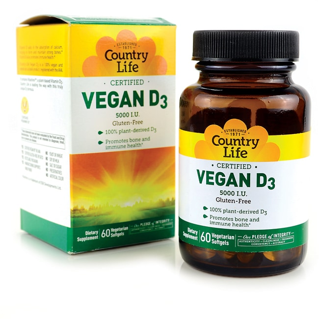 Country LifeVegan D3