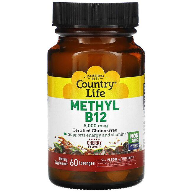 Country Life Methyl B-12