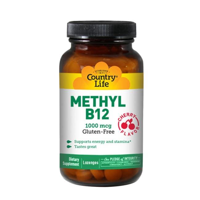 Country Life Methyl B-12