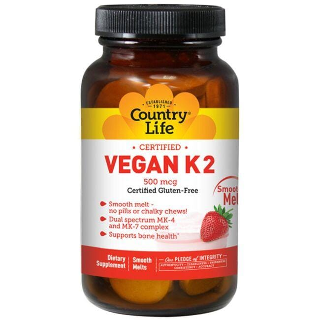 Country Life Vegan K2