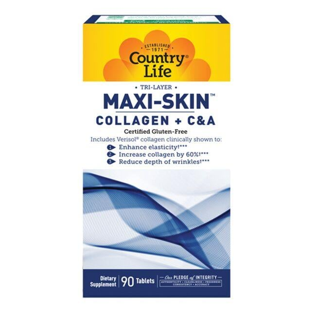 Country LifeMaxi-Skin Collagen + C & A