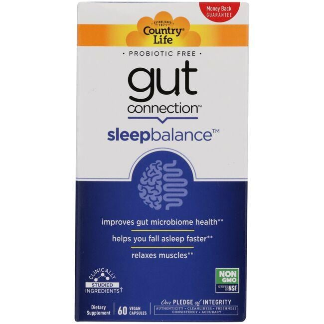 Country LifeGut Connection Sleep Balance