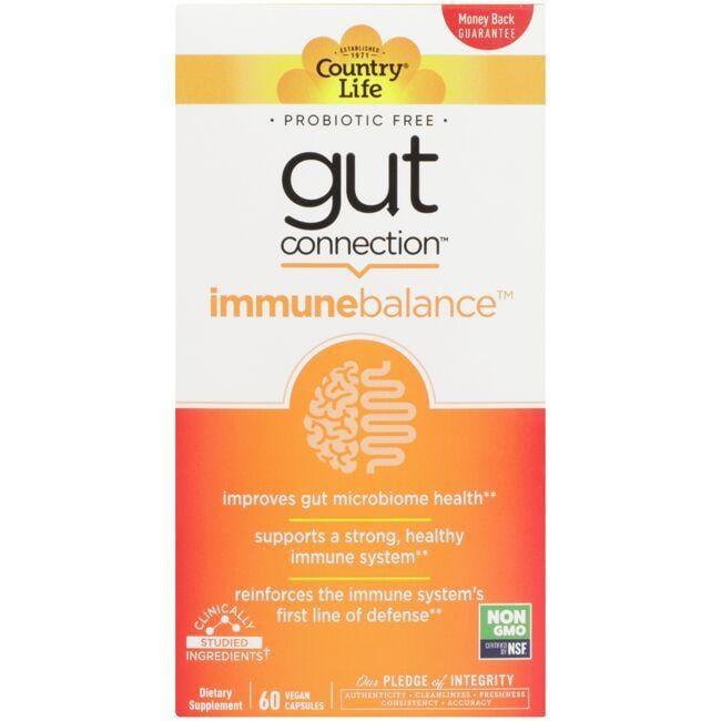 Country Life Gut Connection Immune Balance