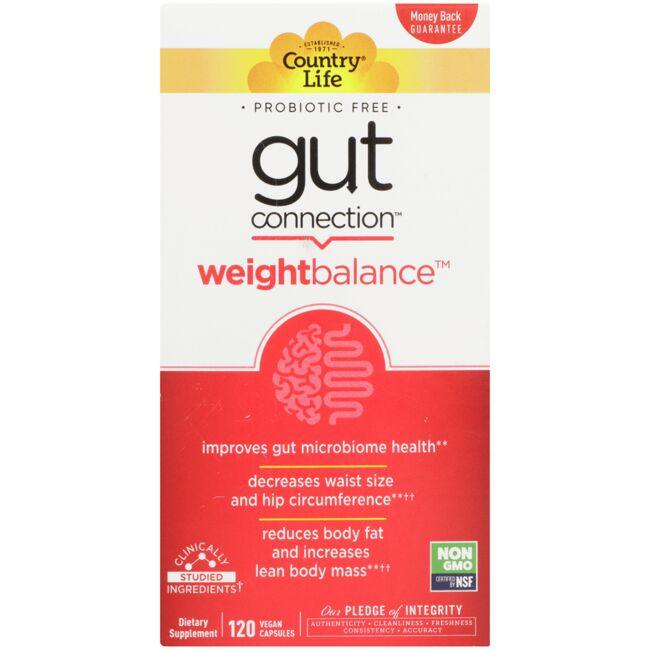 Country Life Gut Connection Weight Balance