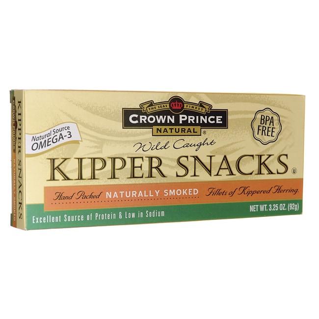 Crown prince kipper snacks