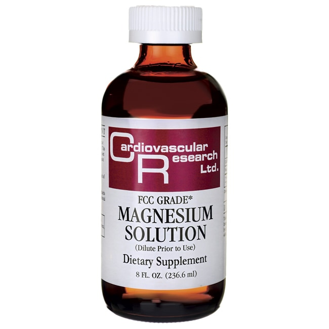 Cardiovascular Research Magnesium Solution