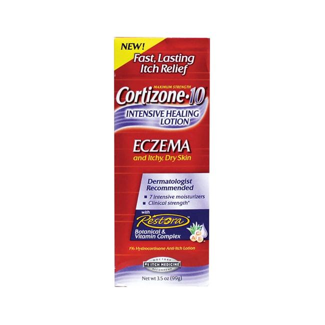 Cortizone Maximum Strength Cortizone 10 Intensive Healing Lotion