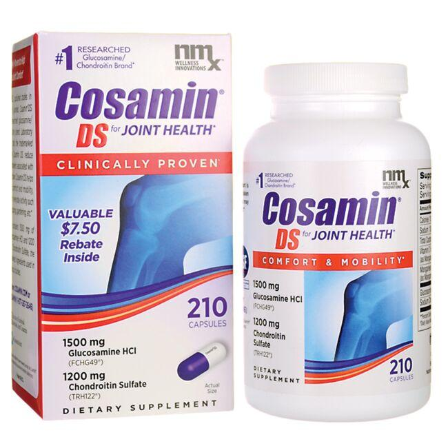Nutramax Laboratories Consumer Care Cosamin DS for Joint Health