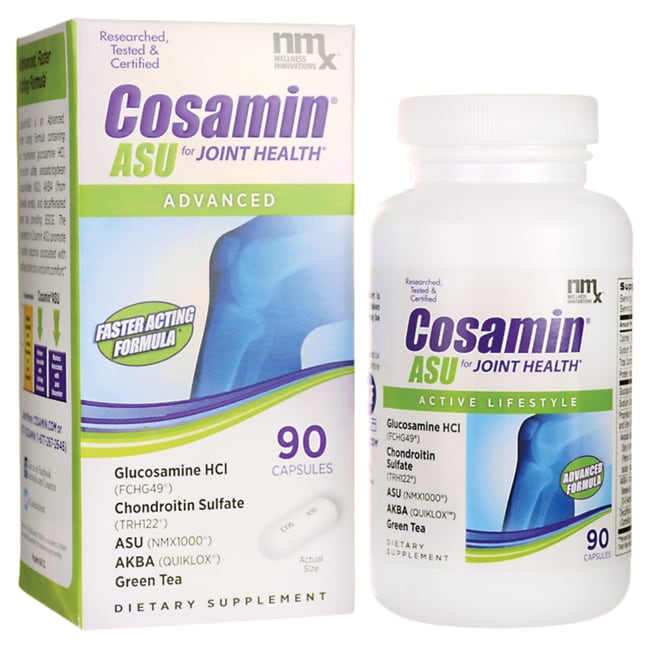 Nutramax Laboratories Consumer CareCosamin ASU for Joint Health