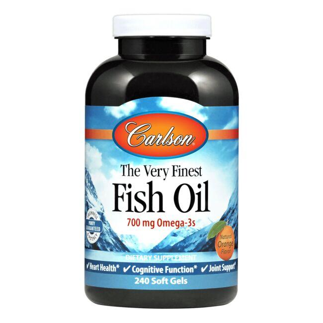 CarlsonThe Very Finest Fish Oil - Orange