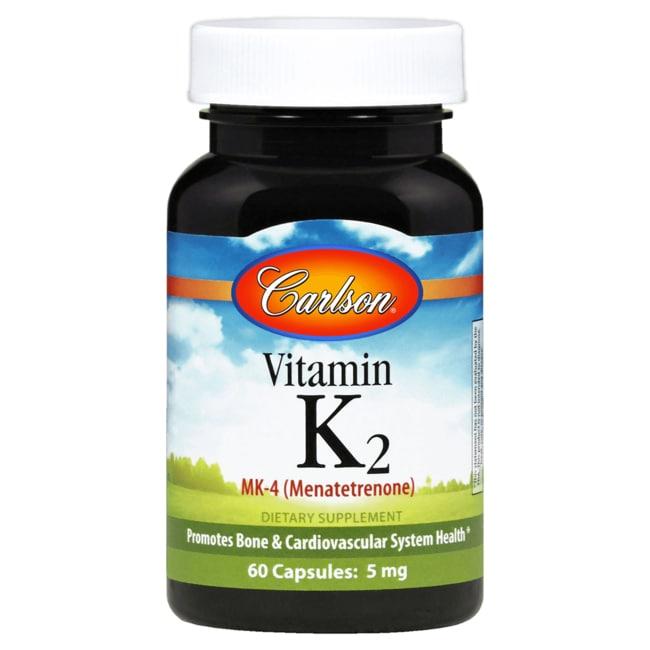 Carlson Vitamin K2 - MK-4 (Menatetrenone)