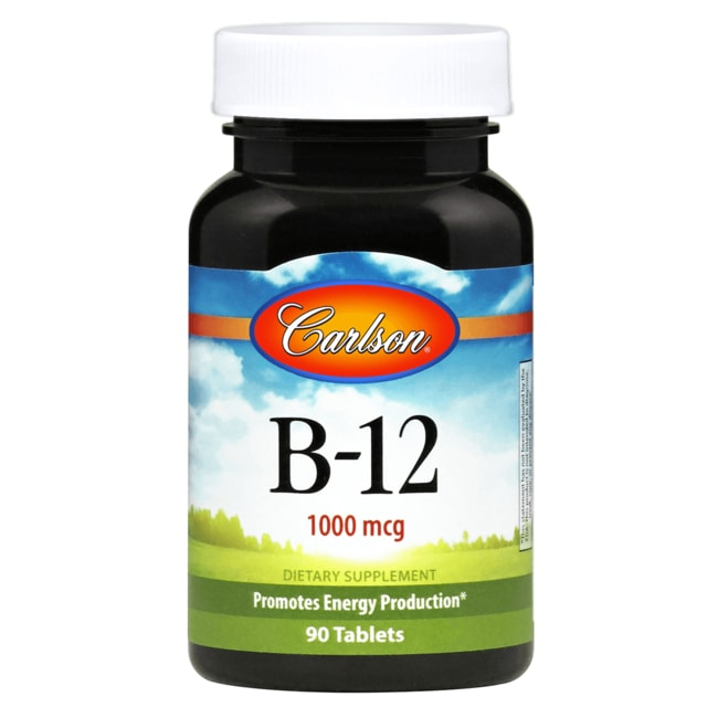 Carlson B-12 Sublingual