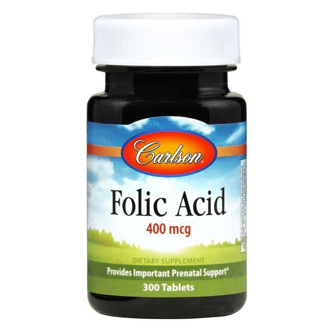 Carlson Folic Acid