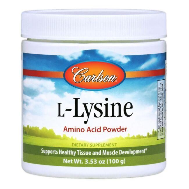 CarlsonL-Lysine Powder