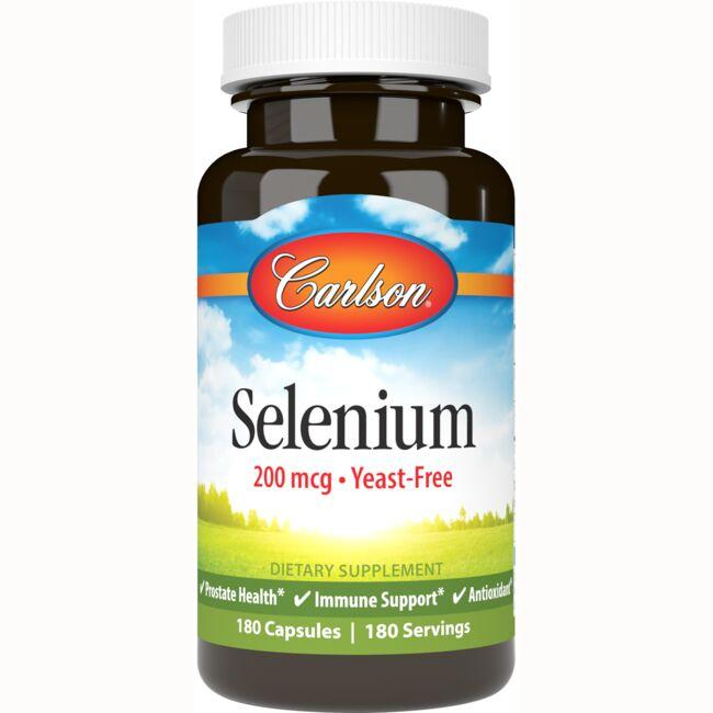 CarlsonSelenium