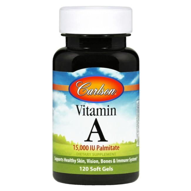 Carlson Vitamin A Palmitate