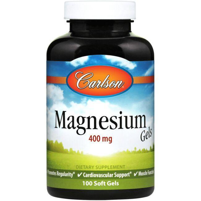 CarlsonMagnesium Gels