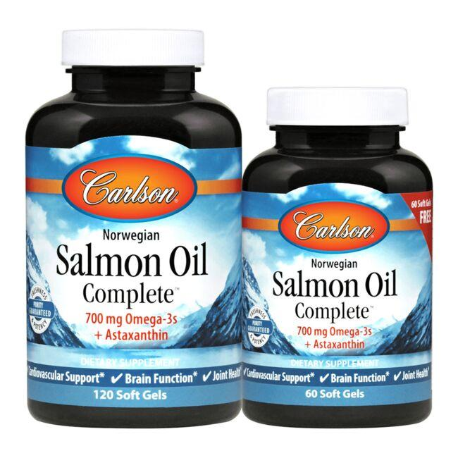 Carlson Norwegian Salmon Oil Complete