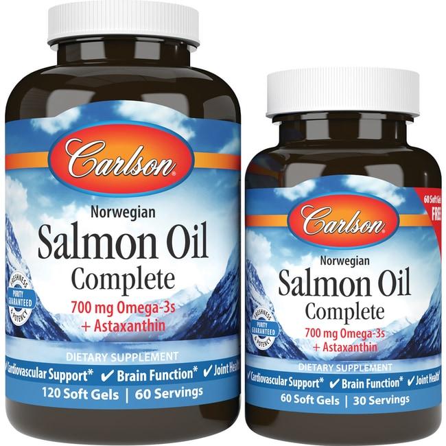 CarlsonSalmon Oil Complete