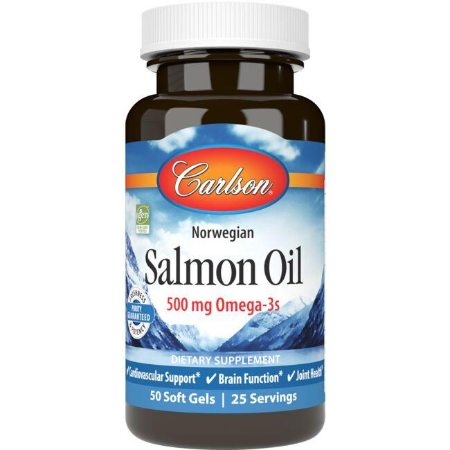 Carlson Norwegian Salmon Oil