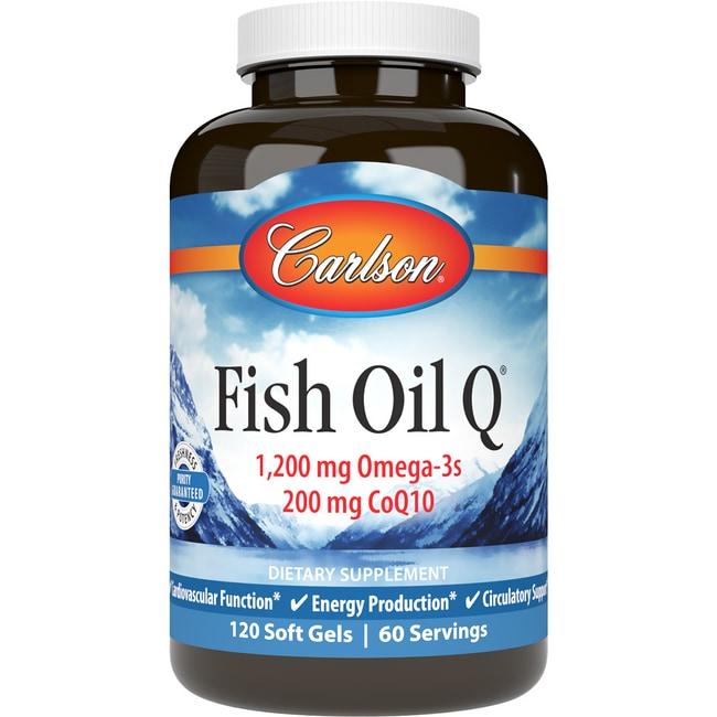 Carlson Fish Oil Q