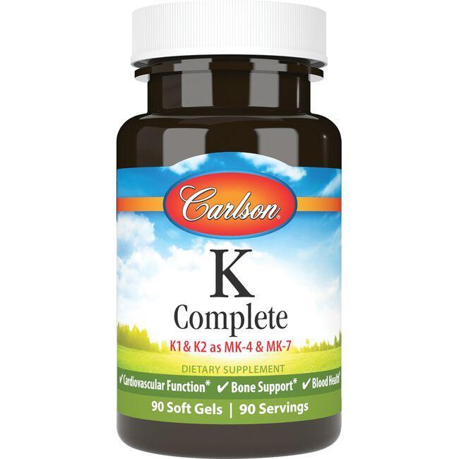 CarlsonK Complete