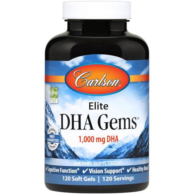 CarlsonElite DHA Gems