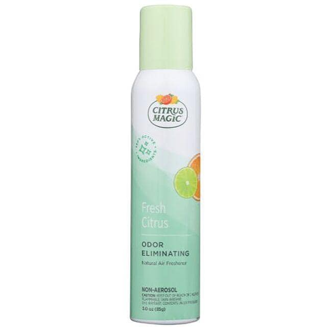 Citrus Magic Natural Air Freshening Odor Eliminator - Tropical  Citrus Blend
