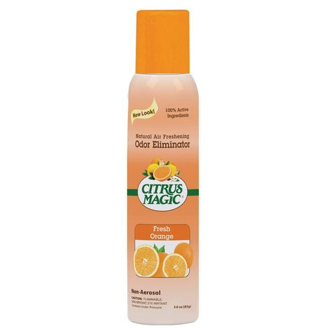 Citrus MagicOdor Eliminating Citrus Air Freshener Fresh Orange