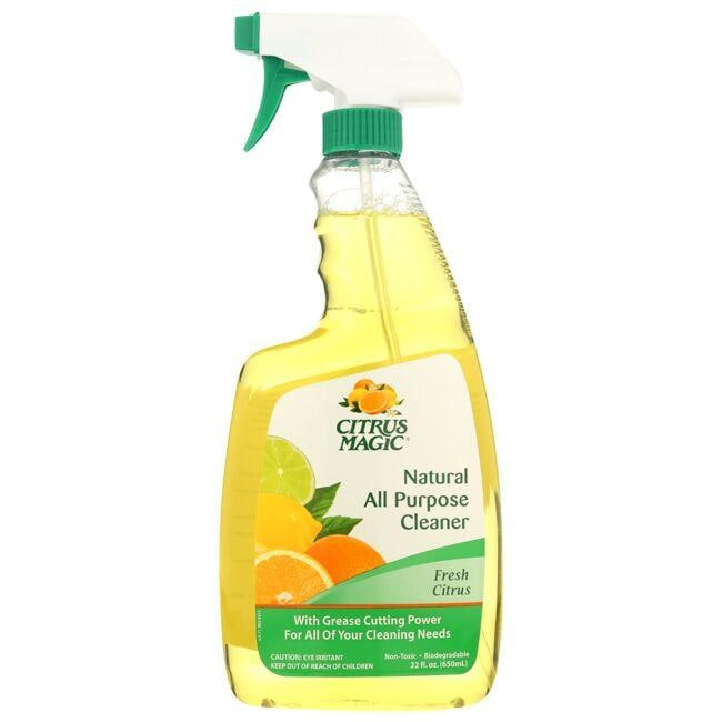 Citrus Magic Natural All Purpose Cleaner - Fresh Citrus