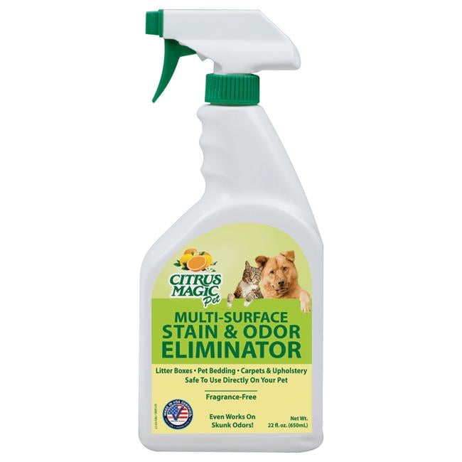 Citrus MagicNatural Pet Odor Eliminator - Fragrance Free