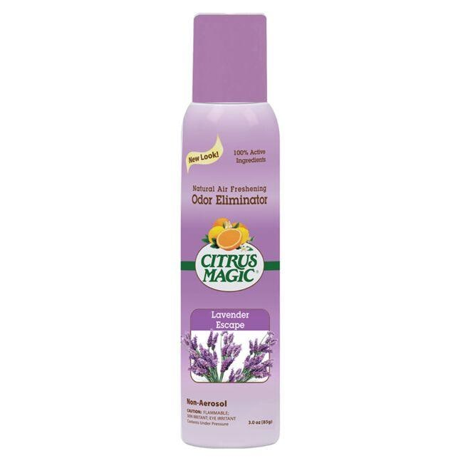 Citrus MagicNatural Odor Eliminating Air Freshener - Lavender  Eucalyptus