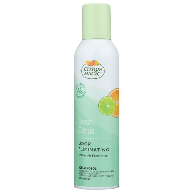 Citrus MagicNatural Odor Eliminating Air Freshener Tropical Citrus