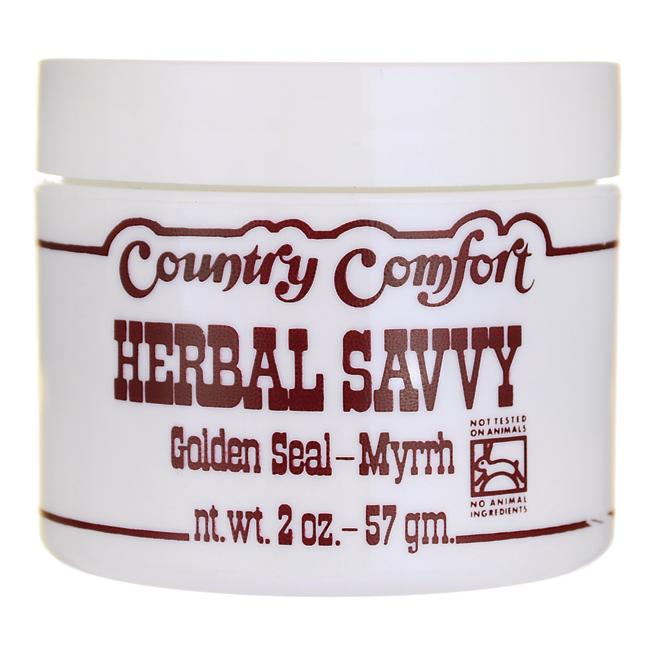 Country Comfort Herbal Savvy Golden Seal - Myrrh
