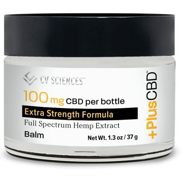 PlusCBD OilCBD Oil Balm - Extra Strength
