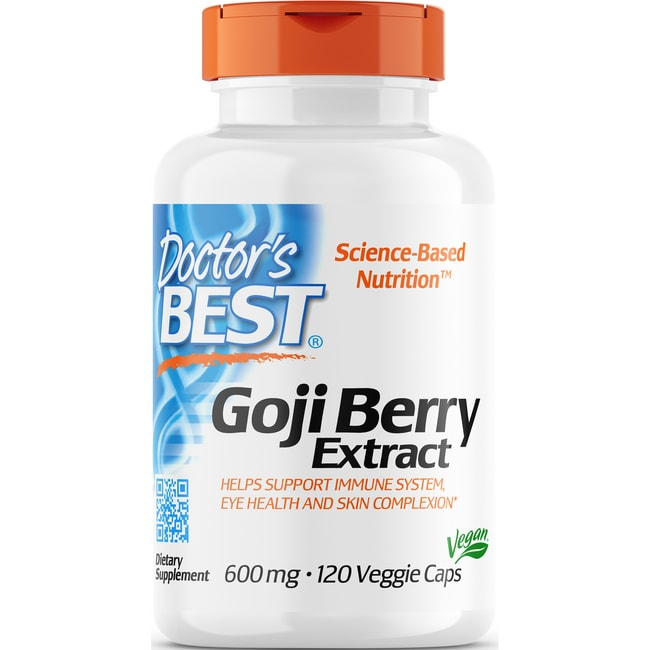 Doctor's BestBest Goji Berry Extract