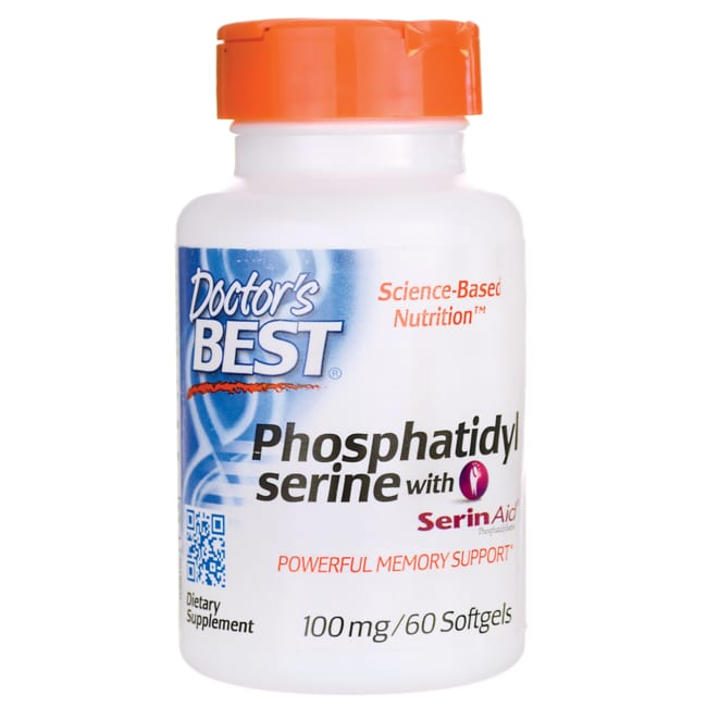 Doctor's BestBest Phosphatidyl Serine